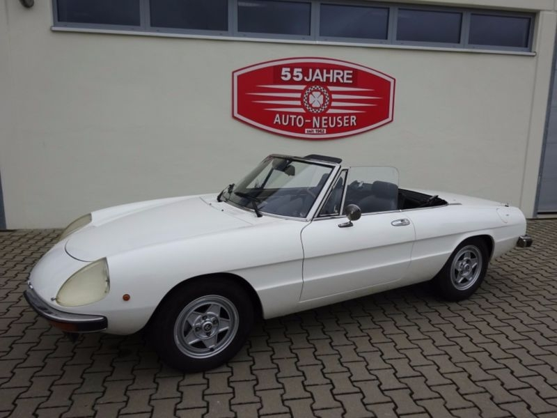 Alfa Romeo Spider Is Listed Sold On ClassicDigest In - 1980 alfa romeo spider for sale