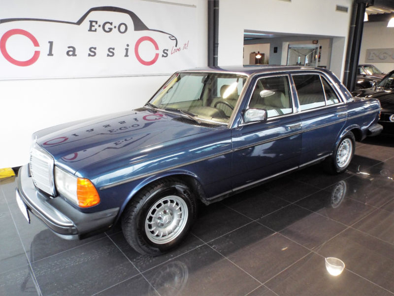 1985 Mercedes-Benz 300D w123 is listed Sold on ClassicDigest in In