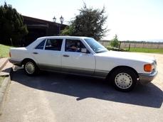 Mercedes-Benz 560 SEL w126 1987