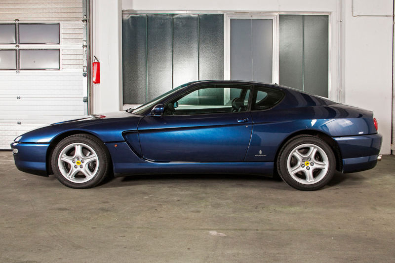 1994 Ferrari 456 Is Listed For Sale On Classicdigest In Gutenbergring 31de 22848 Norderstedt By Collector Cars Mehne For 82000 Classicdigest Com
