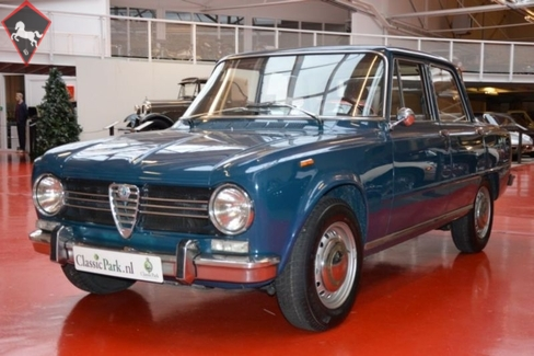 1970 alfa romeo giulia is listed for sale on classicdigest. Black Bedroom Furniture Sets. Home Design Ideas