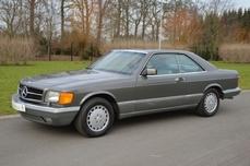 Mercedes-Benz 560 SEC w126 1987