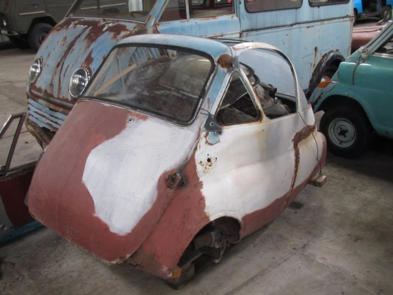 1955 BMW Isetta is listed For sale on ClassicDigest in Ettensestraat  19NL-7061 AA Terborg by POTOMAC CLASSICS B V  for €8500