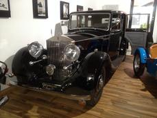 Rolls-Royce 25/30 1937
