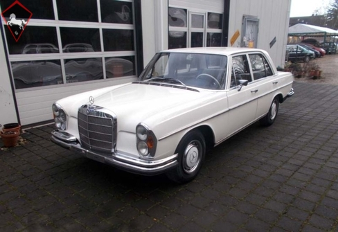 1969 mercedes benz 250s se w108 is listed for sale on. Black Bedroom Furniture Sets. Home Design Ideas