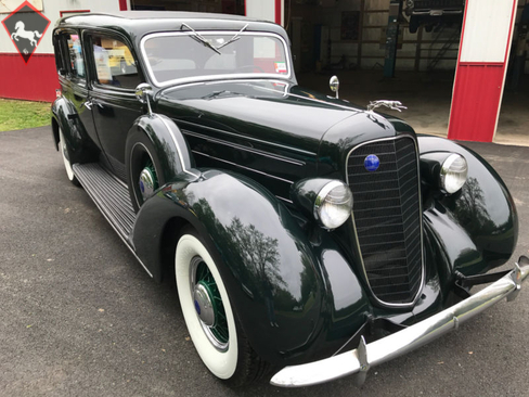 Lincoln Zephyr 1936