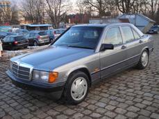 Mercedes-Benz 190 w201 1987