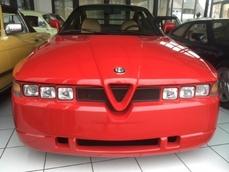 Alfa Romeo Zagato 1991