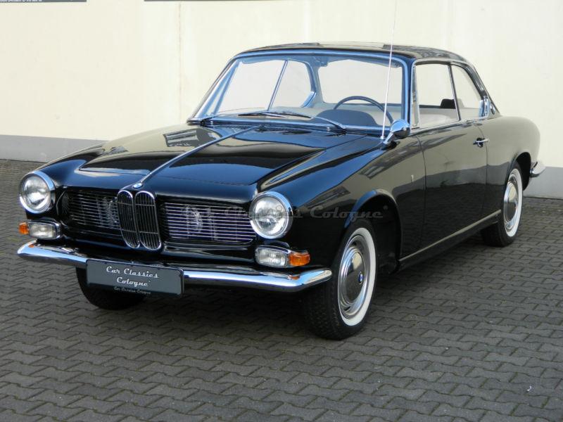 1964 BMW 3200CS Bertone is lis...