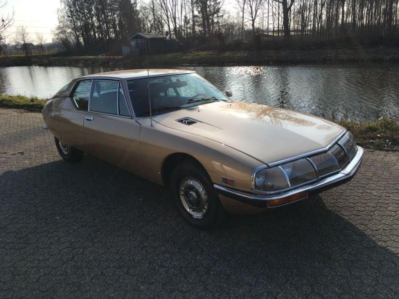 1972 Citroen Sm Is Listed For Sale On Classicdigest In Ettensestraat
