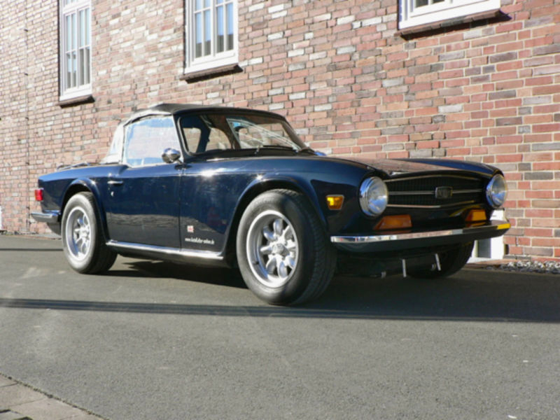 1973 Triumph TR6 is listed For sale on ClassicDigest in Am Stadtholz  24-26DE-33609 Bielefeld by Baltus Classic for €21900