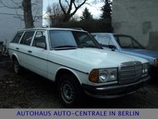 Mercedes-Benz 240 w123 1982