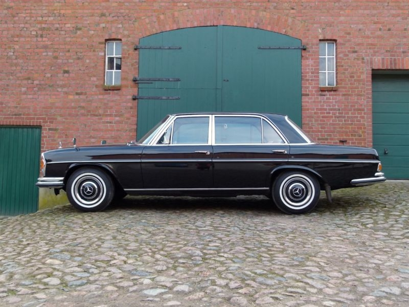 1966 mercedes benz 300sel w109 is listed sold on. Black Bedroom Furniture Sets. Home Design Ideas