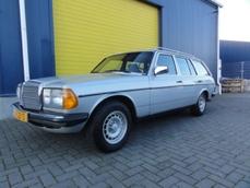 Mercedes-Benz 300D w123 1985