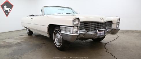 Cadillac De Ville 1965
