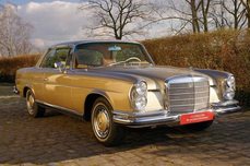 Mercedes-Benz 280SE Coupé w111 1971