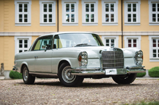 Mercedes-Benz 280SE Coupé w111 1968