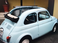 Fiat 500 1961