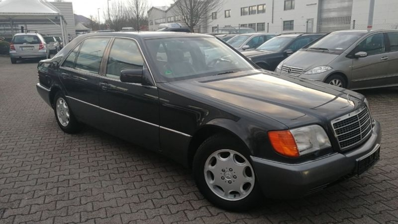 1991 Mercedes-Benz w140 is listed For sale on ClassicDigest in Im ...