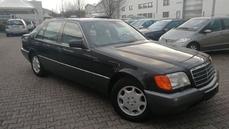 Mercedes-Benz w140 1991