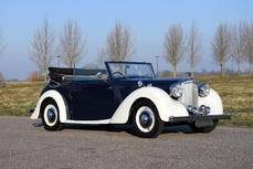 Alvis TA14 1950