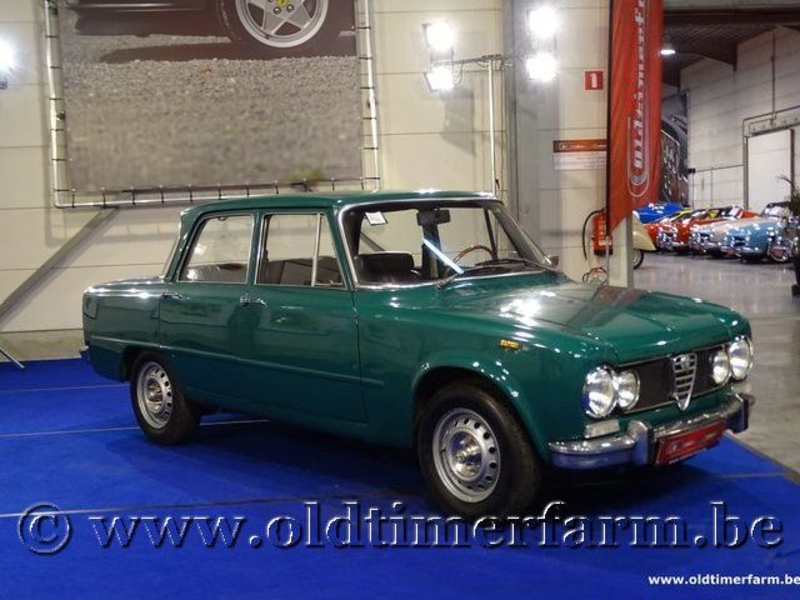 Alfa Romeo Giulia Is Listed Till Salu On ClassicDigest In - Alfa romeo giulia 1972