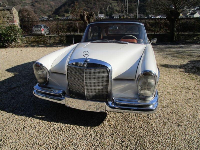 1966 mercedes benz 300se cabriolet w112 is listed zu. Black Bedroom Furniture Sets. Home Design Ideas