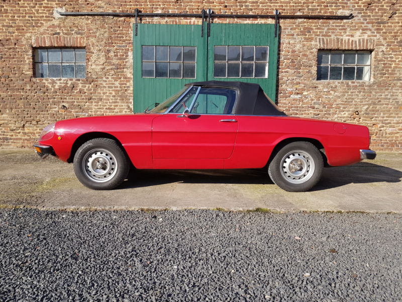 Alfa Romeo Spider Is Listed For Sale On ClassicDigest In - Alfa romeo spider for sale