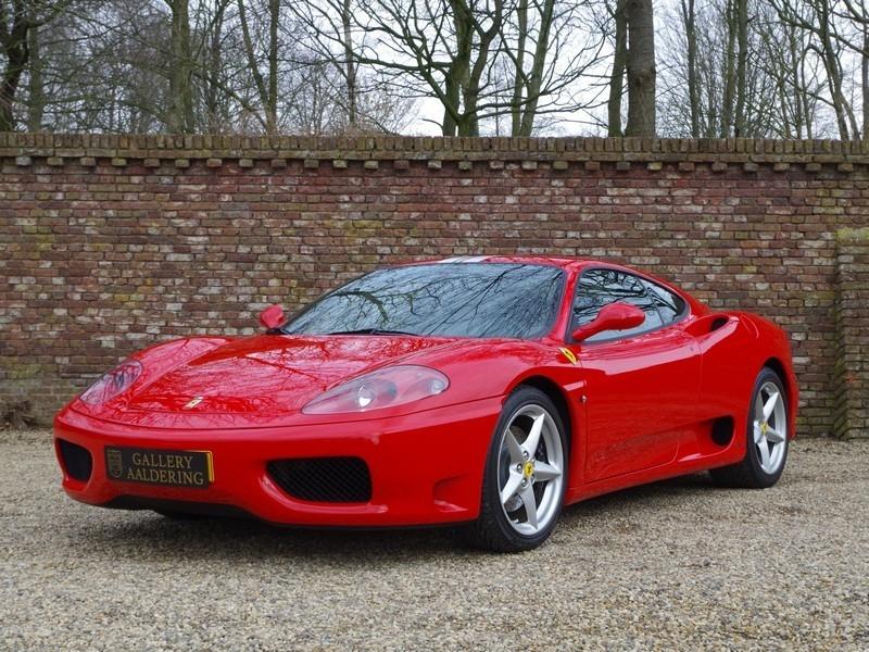 1999 Ferrari 360 Modena Is Listed Verkauft On Classicdigest In Brummen By Gallery Dealer For 74900 Classicdigest Com