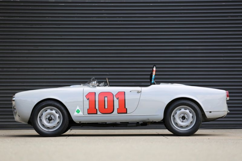 Alfa Romeo Giulietta Spider Is Listed Sold On ClassicDigest In - 1960 alfa romeo giulietta for sale