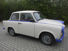 Trabant 601 1986