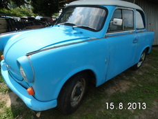 Trabant 600 1960