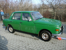 Wartburg 353 1974