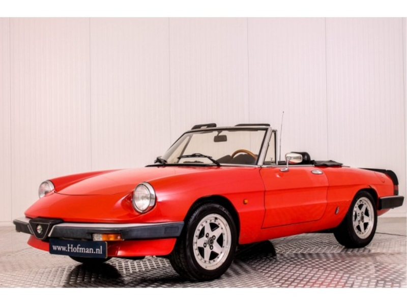 Alfa Romeo Spider Is Listed For Sale On ClassicDigest In - Classic alfa romeo spider for sale