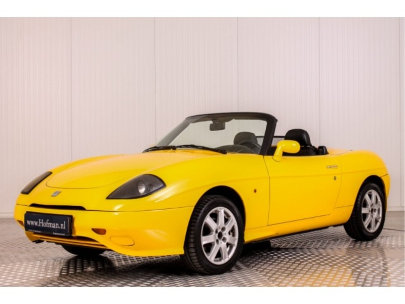 1996 Fiat Barchetta Is Listed Sold On Classicdigest In