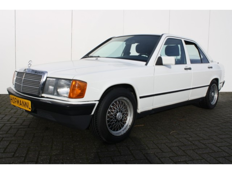 1984 Mercedes Benz 190 W201 Is Listed For Sale On Classicdigest In Netherlands By Hofman Leek For 9900