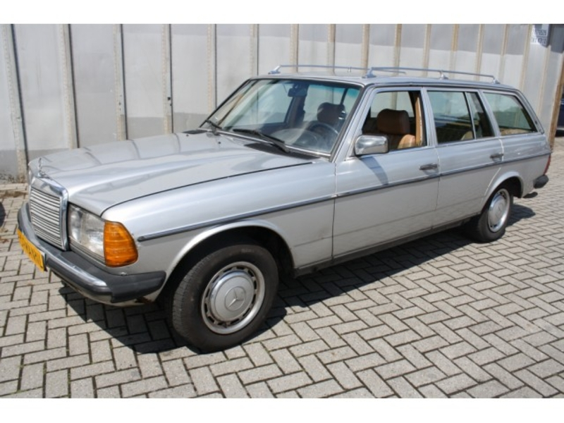 1983 Mercedes-Benz 300D w123 is listed For sale on ...