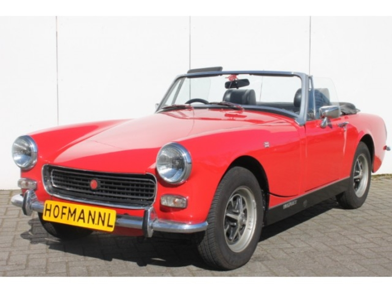 1973 MG Midget is listed For sale on ClassicDigest in Netherlands by Hofman  Leek for €9900