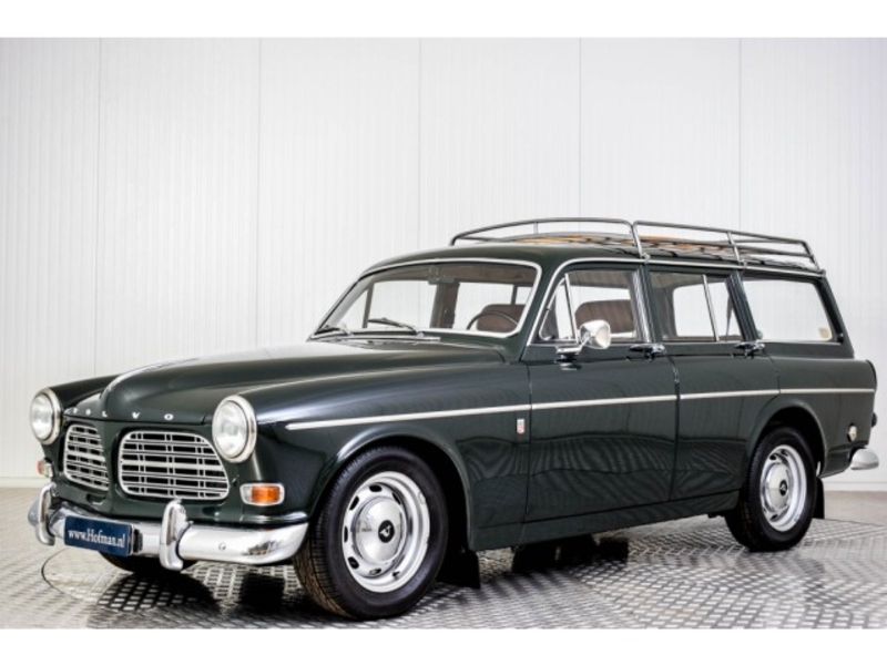 1967 Volvo Amazon Is Listed Sold On Classicdigest In