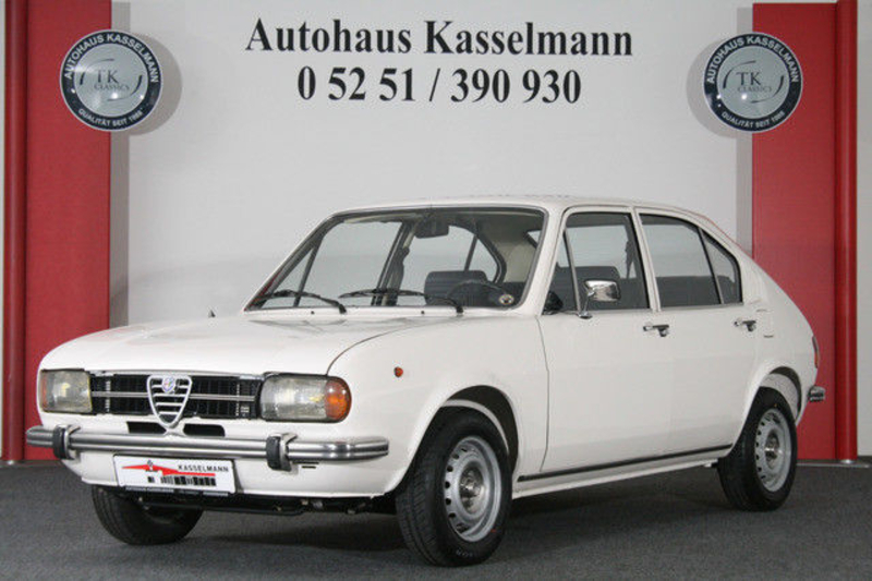 Alfa Romeo Alfasud Is Listed For Sale On ClassicDigest In - Alfa romeo alfasud for sale