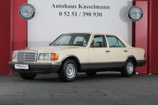 Mercedes-Benz 300SD w126 1985