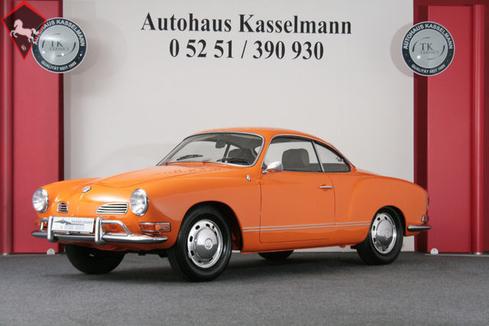 Volkswagen Karmann-Ghia 1971