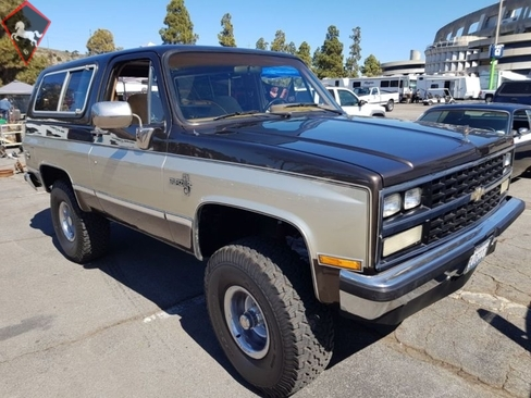 Chevrolet Blazer 1988