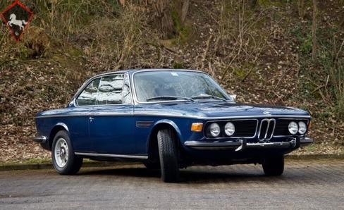 BMW 3.0CSI e9 1971