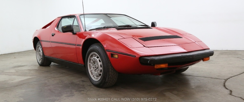 1977 maserati merak is listed sold on classicdigest in los angeles