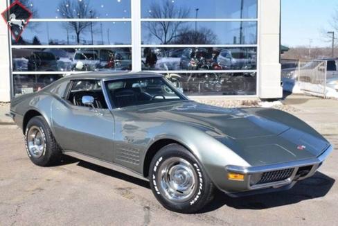 Corvette C3 1971