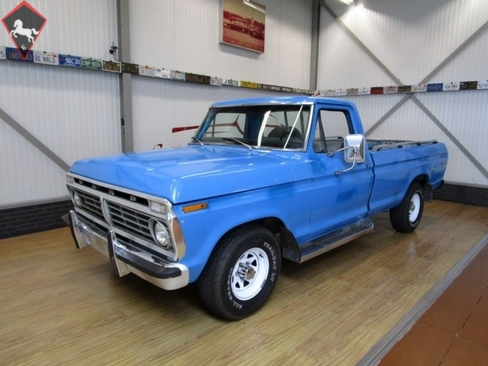 Ford F-250 1973