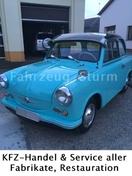 Trabant 600 1963