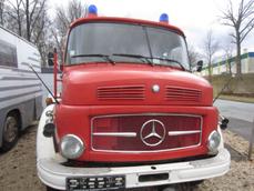 Mercedes-Benz L/LA/LK/LF/LS 1973