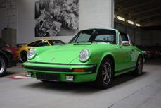 Prospekt Porsche Farben+Polster 911 911 Turbo Modelljahr 1983 perfekt